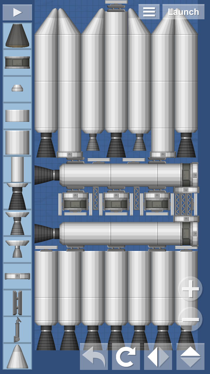 Post your coolest ships below | Spaceflight Simulator Forum